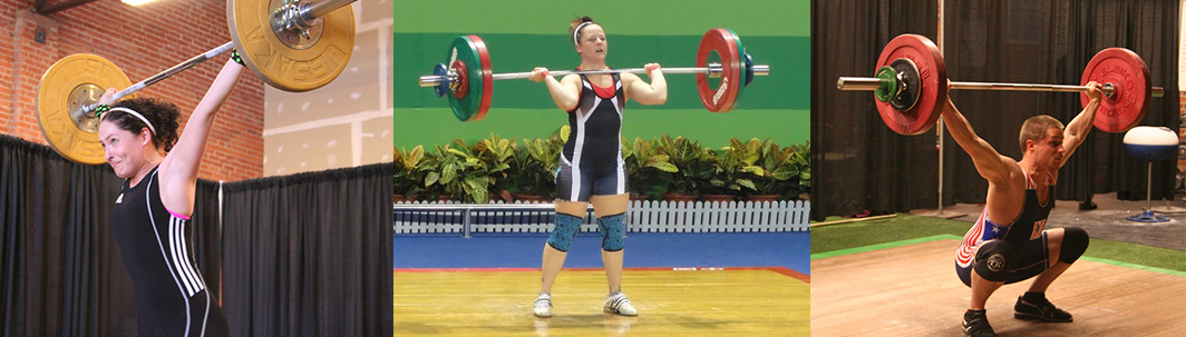 Compete with Front Range Weightlifting Club